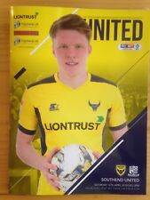 Oxford United v Southend United - league 1 : Played 14th April 2018 - Mint