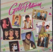 Gold & Platinum by Various (CD, 1986, Realm/CBS) McCartney/ Michael Jackson GOOD