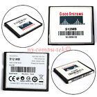 2 x Lot CISCO 512MB CompactFlash CF Card Genuine, Grade Memory Card