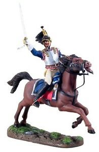 W Britain 39001 French Officer 12th Regiment Of Cuirassiers Battle Of Friedland
