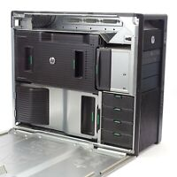 HP Z820 Barebones Chassis w/ Fans, Shroud, and HDD Trays