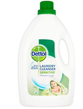 Dettol Anti-Bacterial Laundry Cleanser, Sensitive, 2.5 Litre