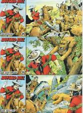 Buffalo Bill 34-36, Wildfeuer