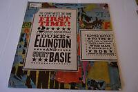 Duke Ellington Count Basie - Battle Royal 1961 Australia Stereo LP CBS KLLS-1736