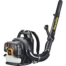 Poulan Pro PR48BT 2 Cycle 48cc Gas Backpack Blower 200MPH 475 CFM Cruise Control