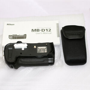 New MB-D12 D12 multi-Power battery pack Battery grip for Nikon D800 D800E D810