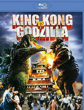 MICHAEL KEITH + ~ KING KONG VS GODZILLA ~ BLU-RAY BRAND NEW