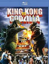 King Kong Vs. Godzilla (Blu-ray Disc, 2014)