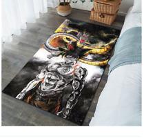 NEW DRAGON BALL SUPER CARPET Goku & Shenron DBZ Floor Rug 180CM X 120CM