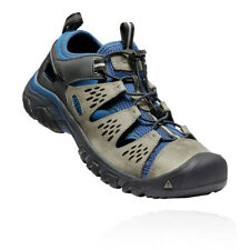 Keen Mens Arroyo III Walking Shoes Sandals Blue Grey Sports Outdoors Breathable