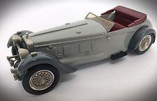 Rare Western Models 1931 Grey Daimler Double Six / 50 Corsica - 1:43 - WMS 13X