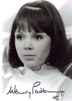 WENDY PADBURY ZOE DR WHO SIGNED AUTOGRAPH 6 x 4 PRE PRINTED PHOTO PORTRAIT