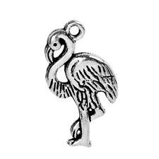 20PCS Tibetan silver bird Charm FC13552
