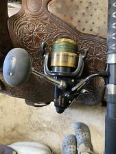 Shimano 6000D BaitRunner Spinning Reel - Used Twice Loaded With New Braid