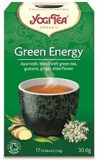 Yogi tea green energy - 17 sacs