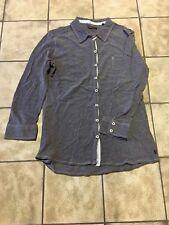 Marc O Polo Bluse 3/4-arm Shirt S TOP! Baumwolle