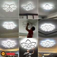 Acrylic Modern Led ceiling Chandelier light For Living Room Bedroom Home Lamp