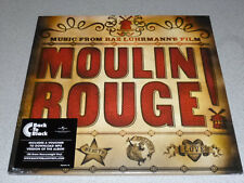 Est-Moulin Rouge-Music from Carlo Luhrmann's film - 2lp VINYL // NUOVO & OVP