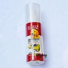 Sleekly Deodorant Dog Spray Fragrance Remove Bad Smell Control Body Odor Daily
