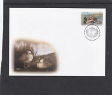 Estonia  2006 UNICEF Ducks First Day Cover FDC Tallin special h/s