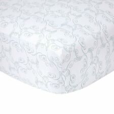 YVES DELORME LOUISE fitted sheet drap housse 90 * 200 cm bonnet 33,5 cm CARAMEL