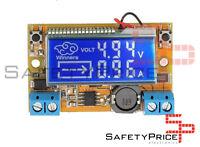 Regulador de voltaje - corriente amperaje DC pantalla LCD voltaje 5-23V 3A SP