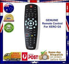 XERO G5 HD Original Remote Control for Digital Satellite Receiver