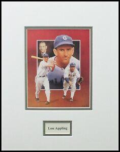 Lou Appling Chicago White Sox Print