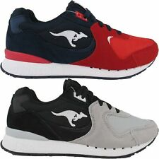 KangaROOS Roos Mens R2 Pocket Tongue Two Tone Casual Classic Athletic Shoes