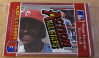 1983 Donruss Action All Stars Pack Lonnie Smith Cardinals Cecil Cooper Brewers