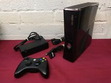 Xbox 360 250 GB HDD Slim Console Tested Working