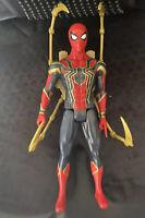 Marvel Avengers Titan Hero Series Power FX Iron Spider Infinity War