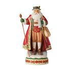 Jim Shore 6006640 German Santa with Stein 2020 NEW Santas Around The World