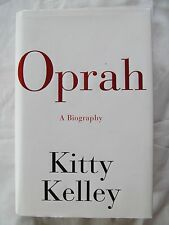 Oprah: A Biography by Kitty Kelley (2010, Hardcover)