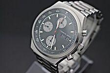 ETERNA Porsche Design Day Date Chronograph Valjoux 7750 Men's Sport Watch MINT