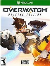 Overwatch: Origins Edition (Microsoft Xbox One, 2016)