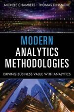 FT Press Analytics: Modern Analytics Methodologies : Driving Business Value with