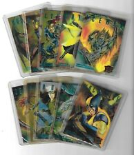 SINISTER OBSERVATIONS 1995 95 Fleer Ultra X-MEN - SELECT ONE SINGLE CHASE CARD