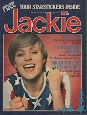 Jackie Magazine 23 October 1976 No.668     Flintlock    Kiki Dee   Noel Edmonds