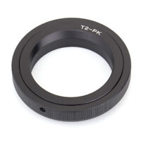 UK Pixco T2 Lens to Pentax PK Mount Ring Adapter for All Pentax PK Mount Cameras