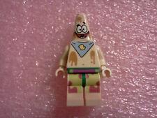 LEGO SpongeBob Squarepants  Patrick Minifigure bib & ice cream 3816
