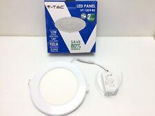 V-TAC foco led VT-1209 RD 12w 900lm 3000k(SKU) 4878