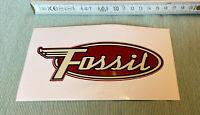Aufkleber FOSSIL Autocollant Motiv II