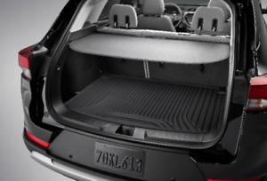2021 Chevrolet Trailblazer Cargo Area Shade 42747604 Black Genuine OEM GM