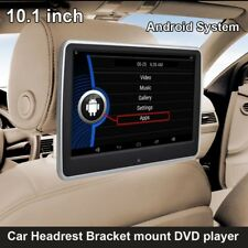 "10.1"" LCD HD Touch Screen Car Headrest Monitor DVD Player HDMI/USB/SD/IR/FM/Game"