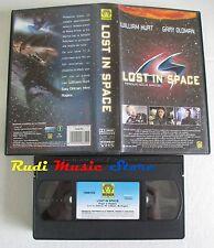 film VHS LOST IN SPACE William Hurt Gary Oldman Medusa Film 1998  (F5 *) no dvd