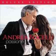 Andrea Bocelli - Passione [Deluxe Edition] CD