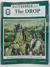 """""""GREEN BERET"""" THE DROP MAGAZINE, SPRING 2009 ISSUE, SPECIAL FORCES ASSOCIATION"""