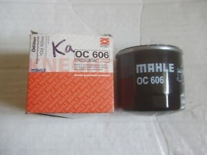 NEW MAHLE OC606 OIL FILTER For FORD JEEP MAZDA RELIANT VOLVO