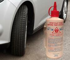 Puncture Protection, 500ml, Tyre Shield, Liquid Tyre Sealant, Stop Flat Tyres